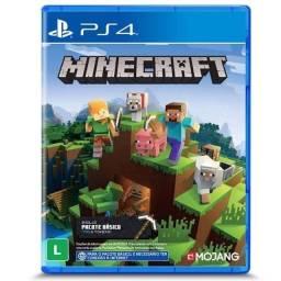 Minecraft - PS4 - lacrado