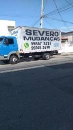 Vendo ou troco caminhão baú ano 2008  *