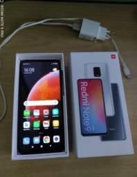 Xiaomi Redmi Note 9 pro 6 RAM  64gb completo.