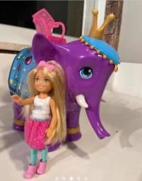 Título do anúncio: Barbie Chelsia e o Rei Elefante