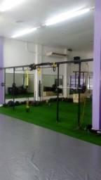 barras para sala cross fit