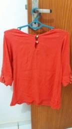 Vendo essa blusa de linho