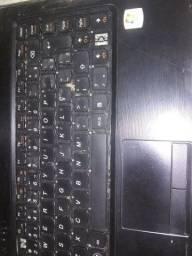 Título do anúncio: Notebook pra tirar peças