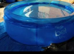 Título do anúncio: Piscina inflável Bel Life 2300L