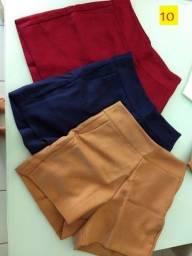 Título do anúncio: Short, Calça Jeans, Saia, Cropped e Blusa