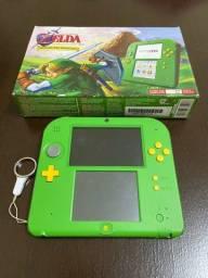Título do anúncio: Nintendo 2DS Zelda