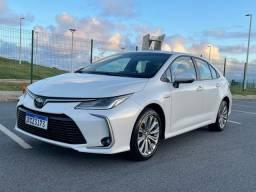Título do anúncio: Corolla altis hibrido 2021  12.000km