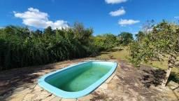 Sítio com 3 dormitórios à venda, 10000 m² por R$ 424.000 - Interior - Viamão/RS