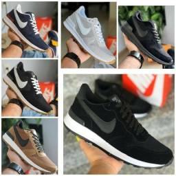 Promoção Tênis Nike Air e outros modelos ( 130 com entrega )