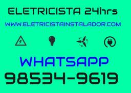 Título do anúncio: Reformas Elétricas