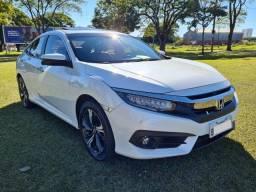 Honda Civic Touring 1.5 Turbo Branco 2017