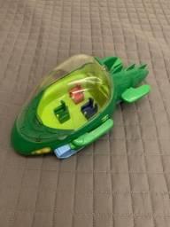 Pj masks carro do lagartixo que canta