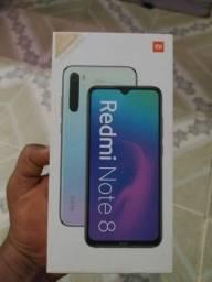 Troco Xiaomi Redmi note 8  novo por xbox One