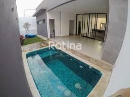 Título do anúncio: Casa Condomínio Fechado à venda, 3 quartos, 3 suítes, 2 vagas, Gávea - Uberlândia/MG