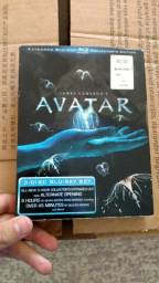 DVD Avatar blu-ray