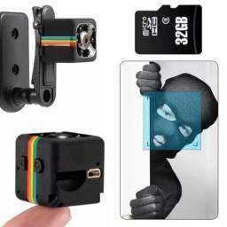 Camera espiã Quelima Sq11 Mini Camera 1080p Hd Dvr