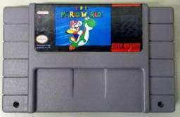 Cartucho Super Mario World ( Original!!!)