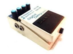 Boss   Dd5 Digital Delay   Pedal De Guitarra