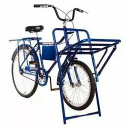 Bicicleta carga