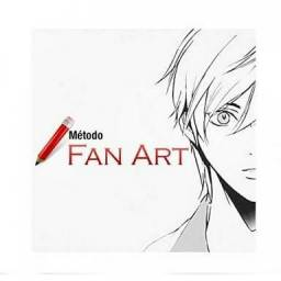 Curso de desenho, metodo Fan Art 2.0