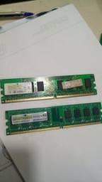 Processador + Memória ddr2