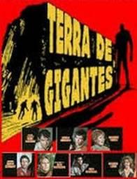 Terra de Gigantes - 26 Episódios (04 DVDs)