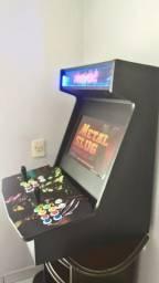 Fliperama Bartop lcd 20 polegadas multi jogos
