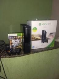 Xbox 360 500gb Novo com jogos!!! Leia a descrição
