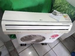 Ar Split LG 18000 btus + Garantia
