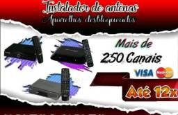 Antenista Instalador de Antenas e Receptores