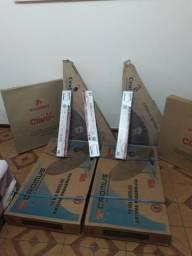 Antenas Parabólicas Century ,Cromus e Claro TV Livre (Todas na caixa e com Receptor)