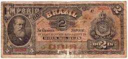 Cédula de 2 mil réis R023