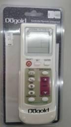 Controle Remoto Universal Para Ar Condicionado Dugold