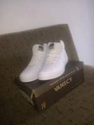 Tênis Vanscy Branco