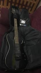 Vendo ou troco Guitarra Cort kx5