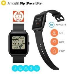 Relógio Xiaomi Amazfit bit lite Original versão internacional (tenho case para proteção)