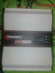 Taramps 2500 rms 2 ohms, econômica e novinha