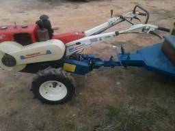 Micro Trator Yanmar TC14 4x4