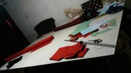 Mesa p/cortar tecido