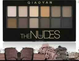 Sombra de olho The Nudes 12 cores