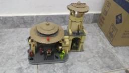 Lego Star Wars 9516 Palácio De Jabba- Raridade