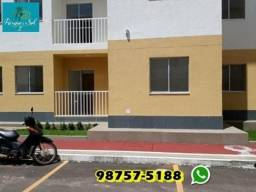Alugo apartamento no Parque do Sol 2 (2º andar ) Whats 9-8757-5188