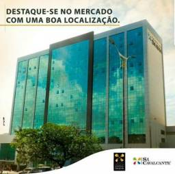 Salas Comerciais//Shopping da Ilha//100% Financiado