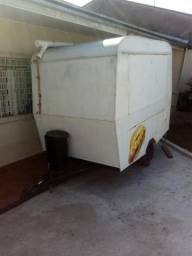 Food Trailer/Food Truck à negociar