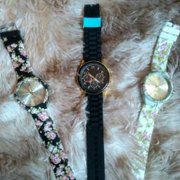 Relógios femininos lindos