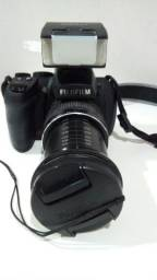 Câmera Digital Fujifilm Finepix HS 20 EXR já Acompanha Flash
