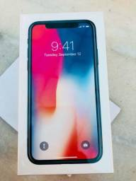 Iphone x 256gb pra vender