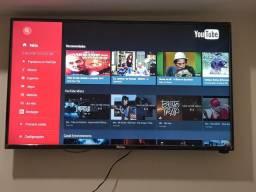 Tv 43 smart philco 1 mes de uso