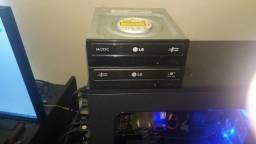 Gravadoras/ leitor de cd dvd LG