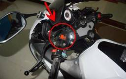 Interruptor de motocicletas Guidão